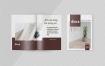 精致生活家居欧美风家居生活Diora Furniture Magazine Template