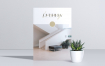 欧美家具画册展示模板样机素材模板INTERIA Luxury Interior Magazine
