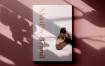 时尚女性潮流服装画册杂志展示模板Shadow Brand Magazine Mockups