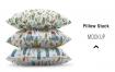 精品叠加抱枕样机素材模板展示效果图Pillow stack Mockup