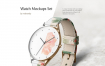 女士腕表高端精致手表样机Watch Mockups Set 3764529