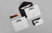 文具设计样机办公模板展示素材6 Stationery Design Mockups