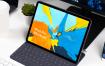 新款苹果平板电脑样机展示效果iPad Pro App Mockup Set Vol 01