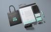 企业品牌视觉识别系统样机素材模板展示样机下载Corporate Branding Identity Mock up