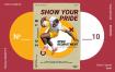 篮球运动比赛海报模板素材展示Sport Poster
