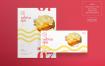 水疗沙龙传单和海报模板Spa Salon Flyer and Poster Template