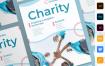 慈善公益海报/素材模板展示Charity Poster