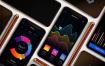 手机样机模板素材样机展示模板iPhone X Mockup V.2