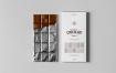 巧克力包装样机素材模板展示素材  智能贴图样机Chocolate Mock up