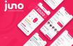 宝妈社交平台UI工具包Juno Mom Social Platform