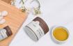 精致化妆品包装瓶智能贴图样机cosmetic packaging bottle jar mockups