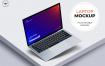 MACBOOK模板样机多角度展示样机Laptop Mockups