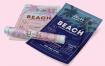 海滩郊游传单/海报模板素材Beach Poster Template