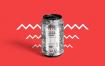 锡汽水罐样机  易拉罐样机素材144 soda can mockup