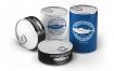 海鲜罐头样机模板素材  智能贴图样机素材Preserve Can Mock up