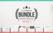 多款极简简历模板合集10 in 1 Resume Templates Bundle