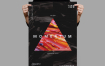 动量传单/海报模板Momentum Flyer / Poster Template