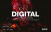 抽象的数字背景Abstract Digital Backgrounds