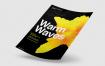 传单/海报素材模板展示Warm Waves Flyer Poster