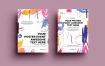 涂鸦式海报传单模板素材展示SRTP Poster Design.32