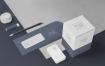 精致高端信封和信件样机模板5 Envelope Letter Mockups