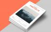 旅游度假主题杂志画册模板素材Hipster Portfolio Brochure