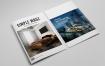 多用途杂志欧美家居画册介绍模板下载Multipurpose Magazine Template