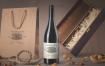白葡萄样机展示效果场景样机模板Wine Bottle Mockups Vol 4