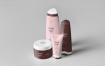 洗化用品包装瓶包装组合套装样机Cosmetic Mock up 7