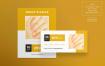 美甲沙龙传单和海报模板Nail Salon Flyer and Poster Template Aqm45d