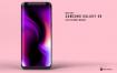 三星Galaxy S9 样机模板素材模板样机Samsung Galaxy S9 Mockup 1 of 3