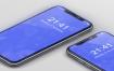 iPhone X样机素材模板展示效果2kngg3