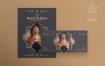 咖啡咖啡馆传单和海报/传单模板Coffee Cafe Flyer and Poster Template Kyr59a