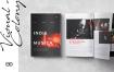 精致音乐派对画册杂志模板素材样机Musica Magazine
