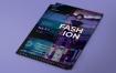 时尚健身海报传单模版素材下载Fashion Show Flyer BNHDU7G