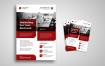 营销业务传单海报模板素材下载Marketing Business Flyer  83NYZ29