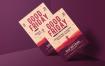 复活节海报活动宣传单模板Easter Flyer