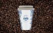 品牌热饮咖啡杯样机模版素材QTPA7XB