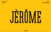 平板衬线是线性字体下载Jerome – Condensed Slab Serif