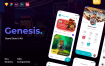 游戏在线商店UI套件 Genesis – Manager Game UI Kit