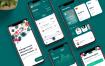 钱包金融应用Wallet Finance App