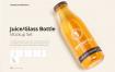 果汁/玻璃瓶模型LU5VXHG