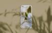 多个阴影叠加层的iPhone模型素材下载RM548WC