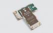 文艺唯美巧克力包装盒样机模版素材下载REVM6KZ