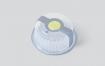 圆形塑料蛋糕盒模型样机PUJZ92W