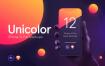 iPhone 12 Pro苹果手手机概念设计稿/UI作品包装装