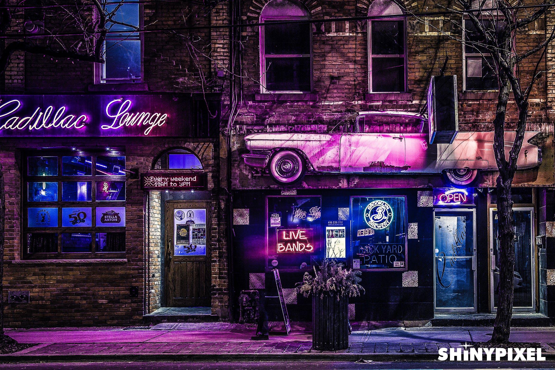 城市夜景色调照片效果处理LR预设HDR Studio Vol 2 20 Lightroom Presets插图