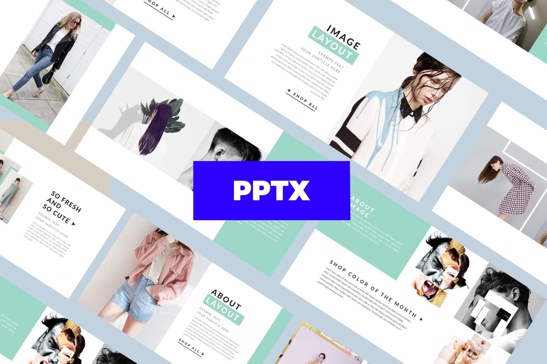 创意多用途模板PPT幻灯片模板下载Stylist Powerpoint插图