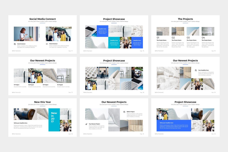 产品提案市场销售数据汇报BizPro Google Slide Presentation Template插图(9)