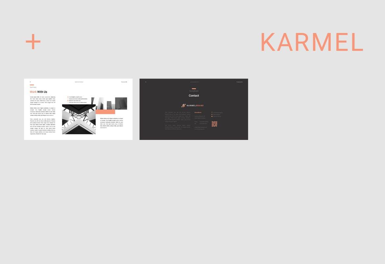 跨国企业品牌主题介绍幻灯片模板Karmel Keynote插图(9)